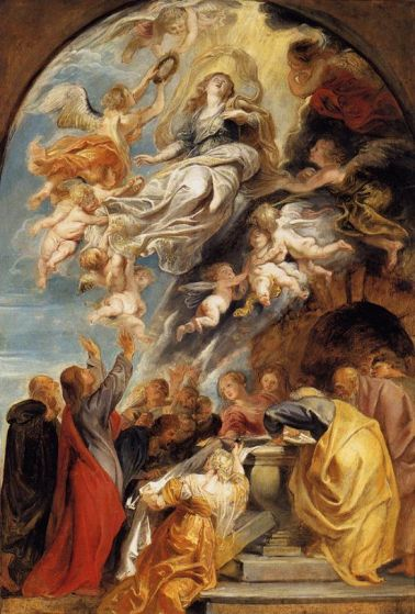 the-assumption-of-mary